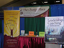 The Change Place Events, Trade Shows, Presentations